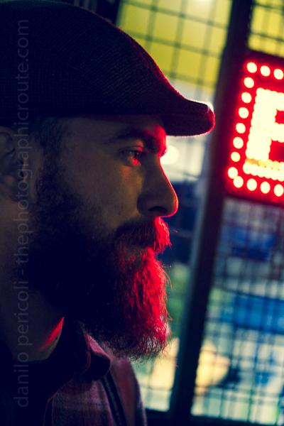 Portrait in Augusta - Danilo Pericoli