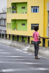 2ª Encontro Ensaios Urbanos. Minhocão 21/02/2016
