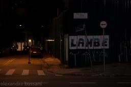 Alexandre Bassani - curso Ensaios Noturnos - Danilo Pericoli MuBE