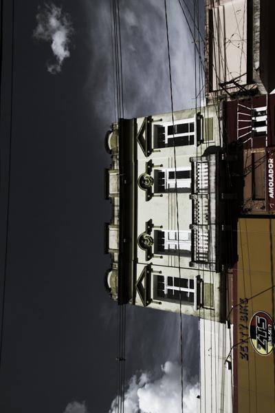 Céu e arquitetura de Ribeirão Preto