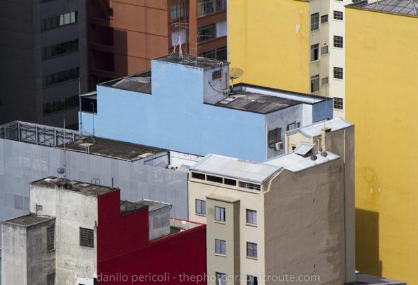 São Paulo vista do Copan II