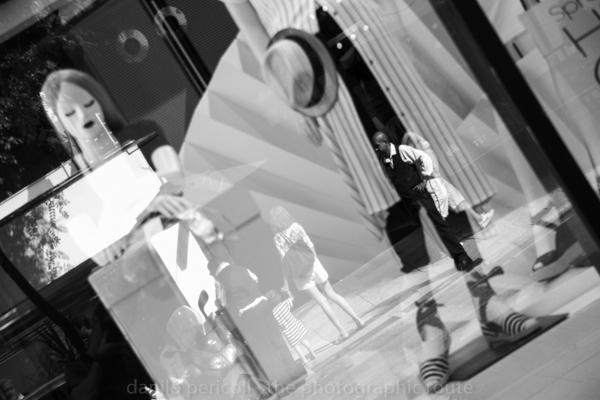 Reflexos na Oscar freire