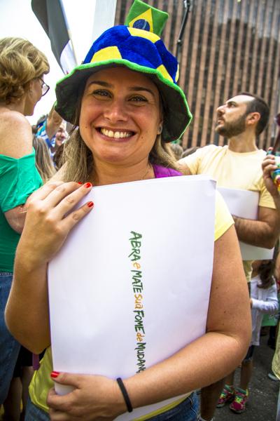 Manifestação Av. Paulista. 13/03/2016 III